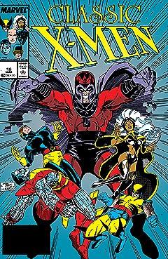 Classic X-Men (1986-1990) No.19
