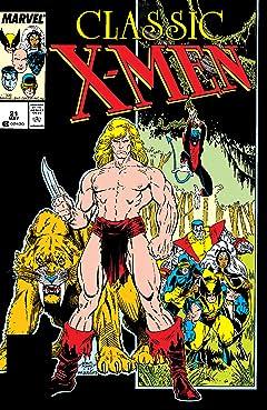 Classic X-Men (1986-1990) No.21