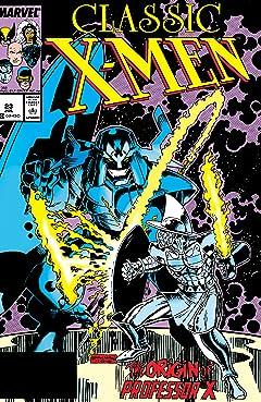 Classic X-Men (1986-1990) No.23