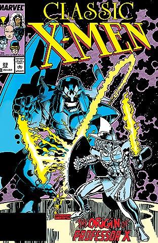 Classic X-Men (1986-1990) #23