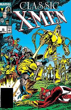 Classic X-Men (1986-1990) No.24