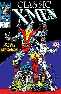 Classic X-Men (1986-1990) No.25
