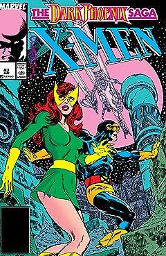 Classic X-Men (1986-1990) No.43