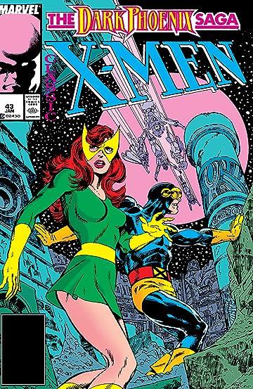 Classic X-Men (1986-1990) #43