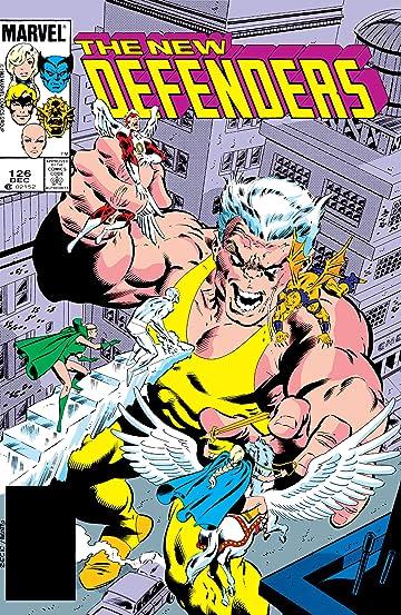 Defenders (1972-1986) #126