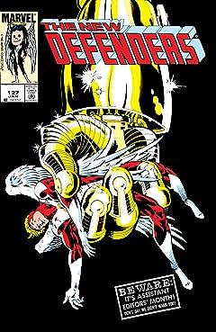 Defenders (1972-1986) No.127