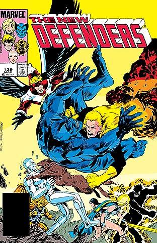 Defenders (1972-1986) #129