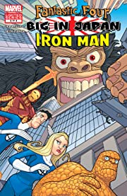 Fantastic Four/Iron Man: Big in Japan (2005-2006) #2 (of 4)