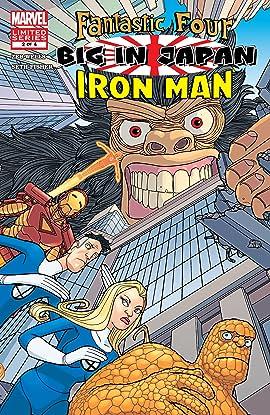 Fantastic Four/Iron Man: Big in Japan (2005-2006) #2 (of 4)