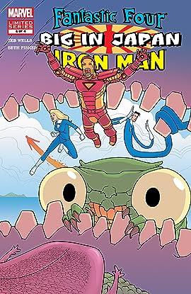 Fantastic Four/Iron Man: Big in Japan (2005-2006) #4 (of 4)