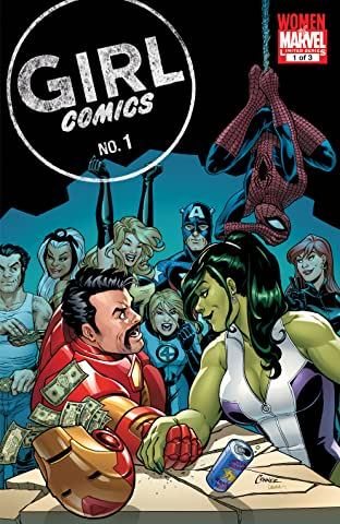 Girl Comics (2010) #1 (of 3)