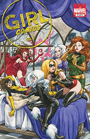Girl Comics (2010) #2 (of 3)