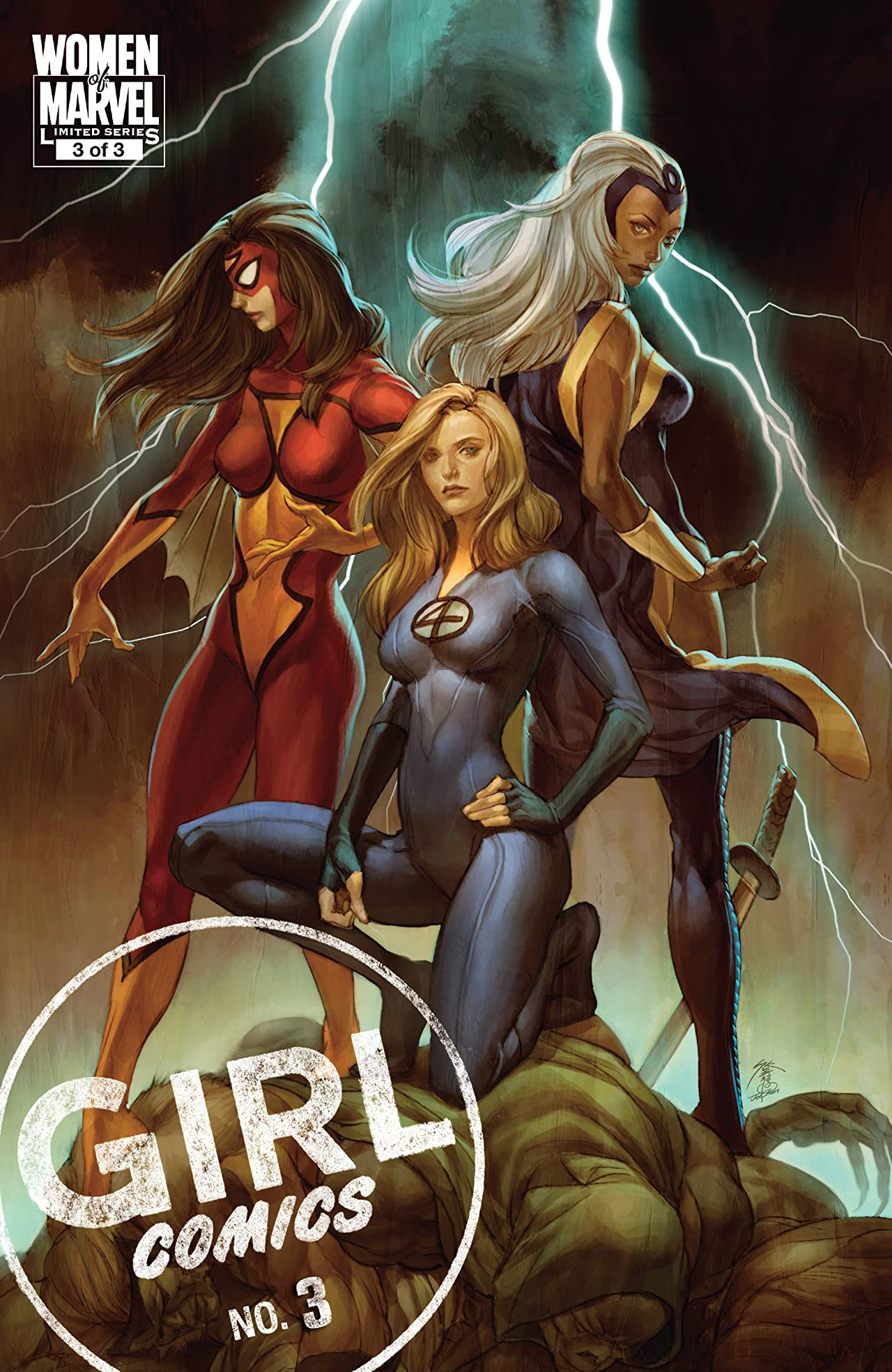 Girl Comics (2010) #3 (of 3)