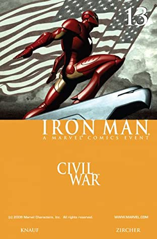 Iron Man (2004-2007) No.13