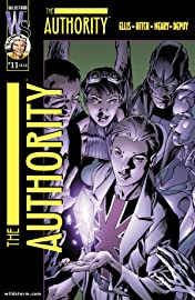 The Authority (1999-2002) #11