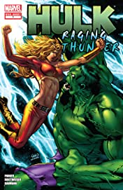 Hulk: Raging Thunder (2008) #1