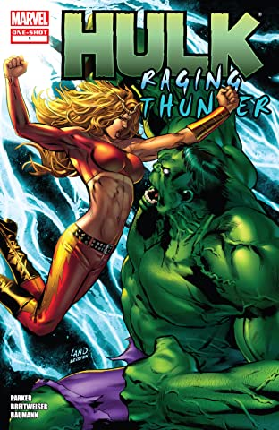 Hulk: Raging Thunder (2008) No.1