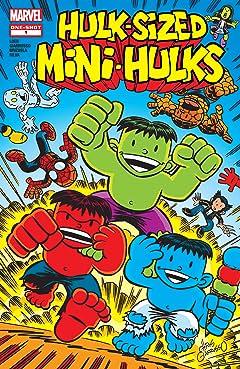 Hulk-Sized Mini-Hulks (2011) #1