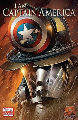 I Am Captain America (2012) No.1