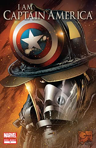 I Am Captain America (2012) #1