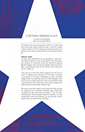 I Am Captain America (2012) #1