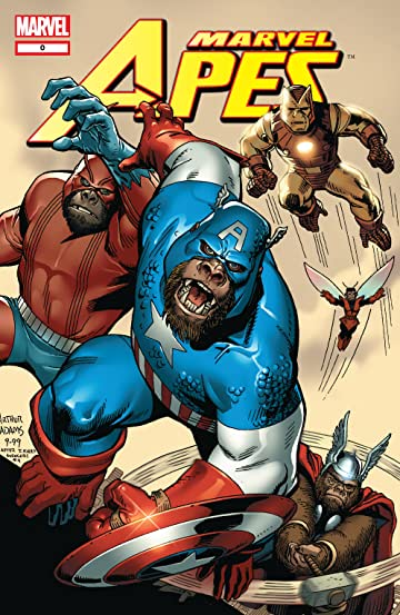 Marvel Apes (2008) #0
