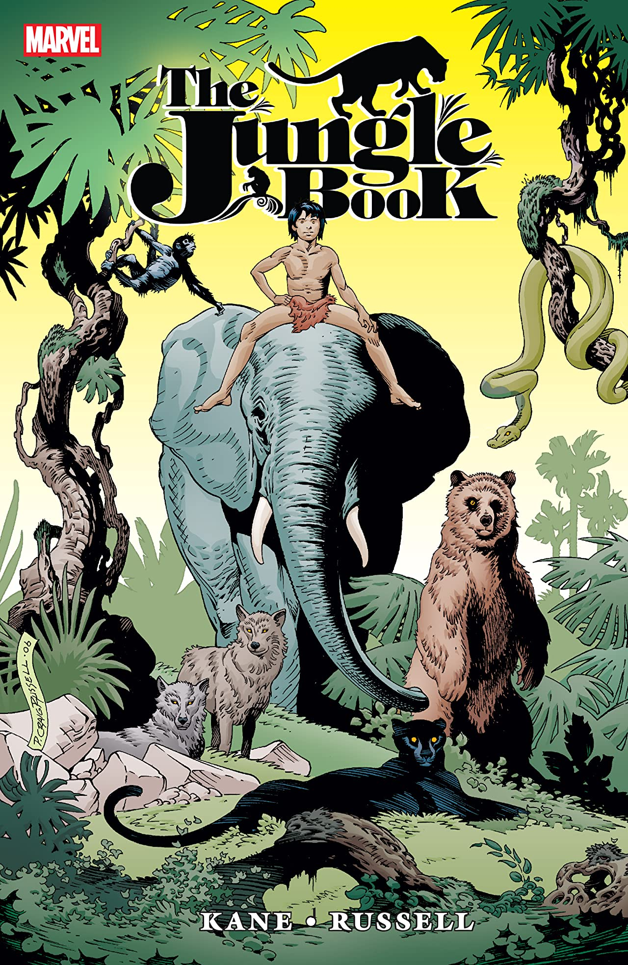 Marvel Illustrated: Jungle Book (2007) #1