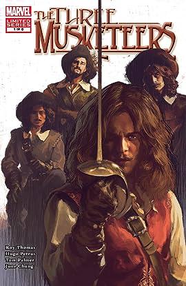 Marvel Illustrated: The Three Musketeers (2008-2009) #1