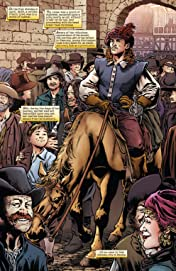 Marvel Illustrated: The Three Musketeers (2008-2009) #1