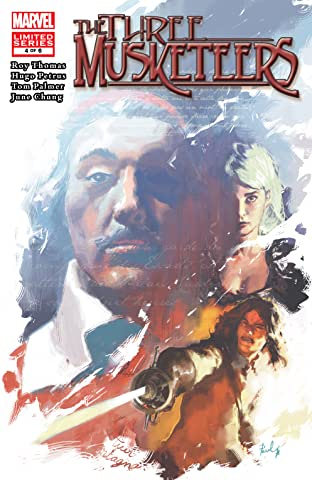 Marvel Illustrated: The Three Musketeers (2008-2009) #4