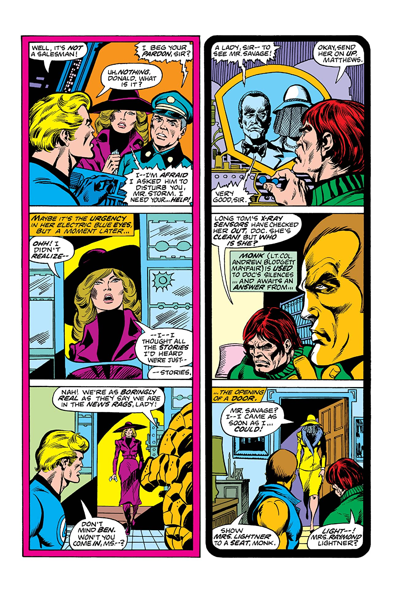 Marvel Two-In-One (1974-1983) #21