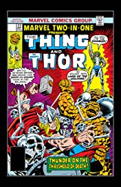 Marvel Two-In-One (1974-1983) #22