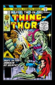 Marvel Two-In-One (1974-1983) #23