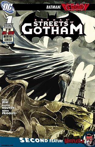 Batman: Streets of Gotham No.1