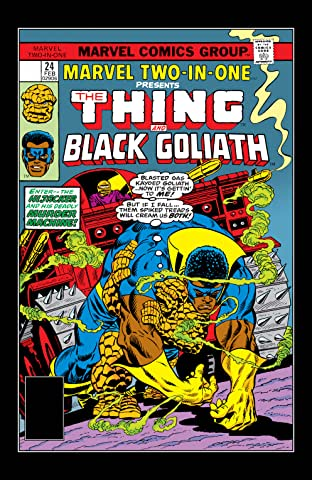 Marvel Two-In-One (1974-1983) #24