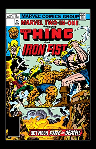 Marvel Two-In-One (1974-1983) #25