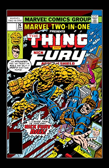 Marvel Two-In-One (1974-1983) #26
