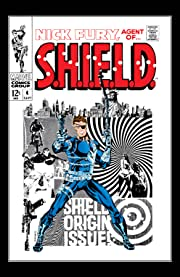 Nick Fury: Agent of S.H.I.E.L.D. (1968-1971) #4