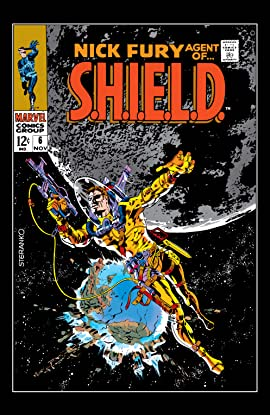 Nick Fury: Agent of S.H.I.E.L.D. (1968-1971) #6