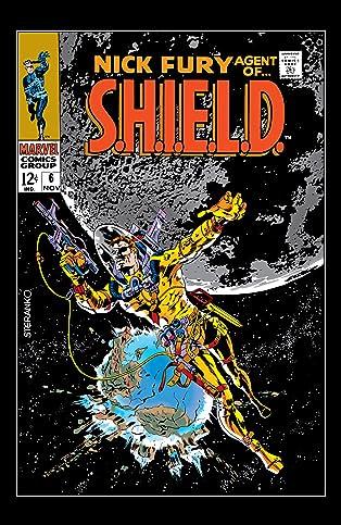 Nick Fury: Agent of S.H.I.E.L.D. (1968-1971) #6
