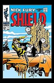 Nick Fury: Agent of S.H.I.E.L.D. (1968-1971) #7