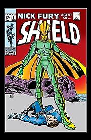 Nick Fury: Agent of S.H.I.E.L.D. (1968-1971) #8
