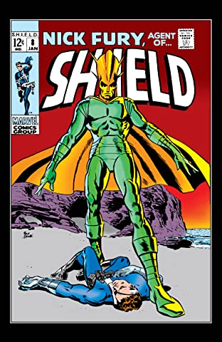 Nick Fury: Agent of S.H.I.E.L.D. (1968-1971) #8