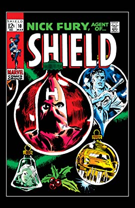 Nick Fury: Agent of S.H.I.E.L.D. (1968-1971) #10
