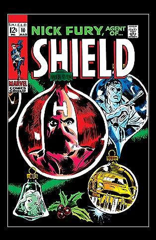 Nick Fury: Agent of S.H.I.E.L.D. (1968-1971) #10