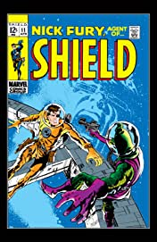 Nick Fury: Agent of S.H.I.E.L.D. (1968-1971) #11