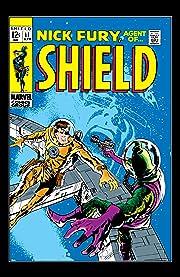 Nick Fury: Agent of S.H.I.E.L.D. (1968-1971) #11