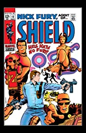 Nick Fury: Agent of S.H.I.E.L.D. (1968-1971) #12