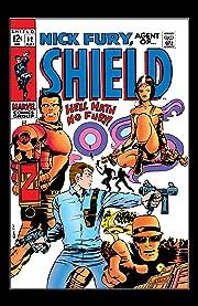Nick Fury: Agent of S.H.I.E.L.D. (1968-1971) #12
