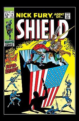 Nick Fury: Agent of S.H.I.E.L.D. (1968-1971) #13